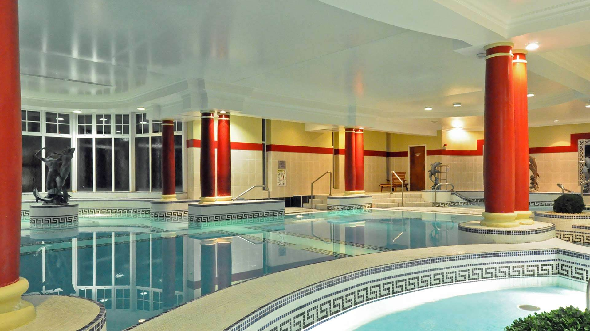 Image gallery of our family friendly hotel in galway the ardilaun hotel for Galway hotels with swimming pool